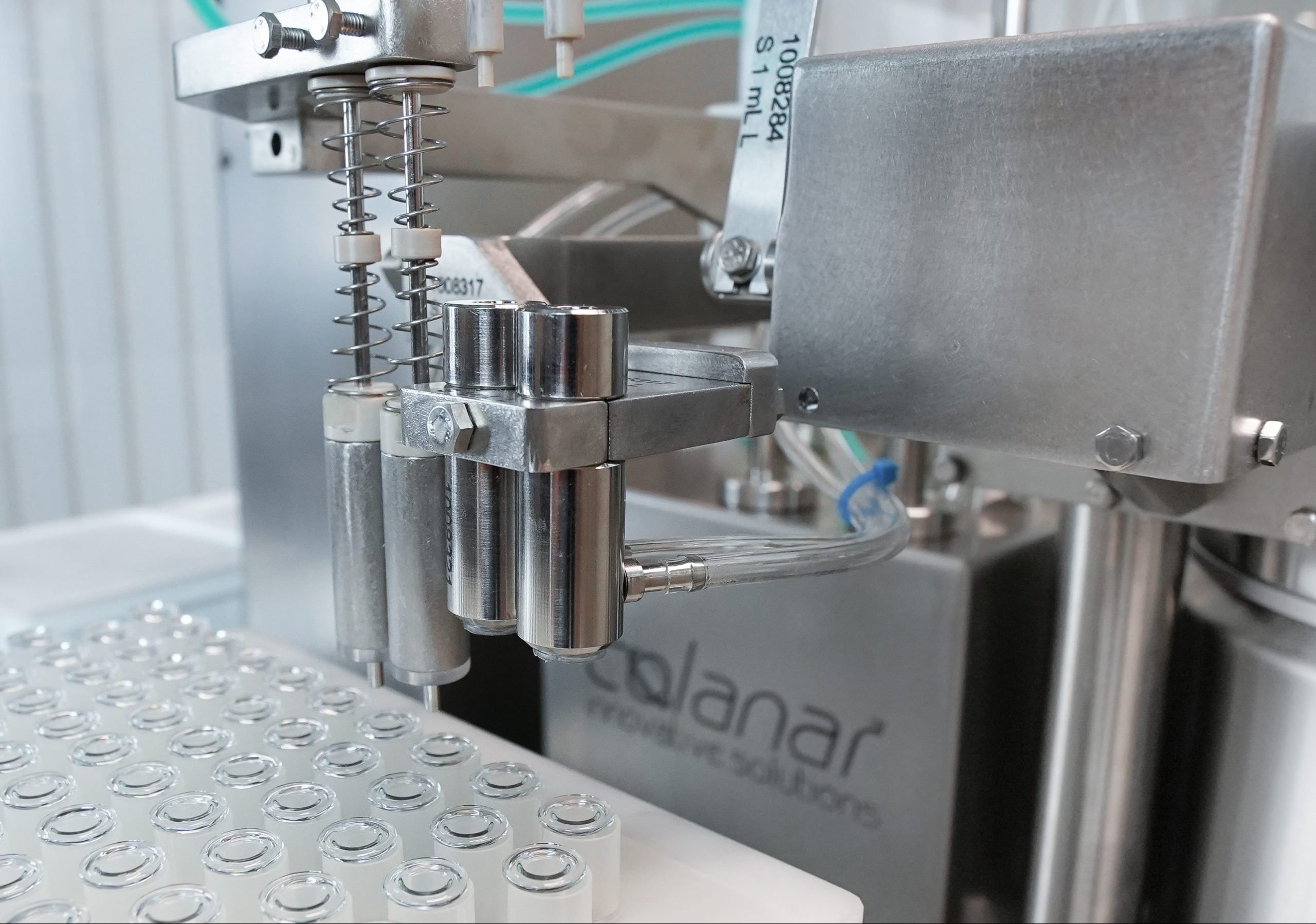 Stevanato Group signs an agreement with COLANAR for lab-scale fill & finish capabilities
